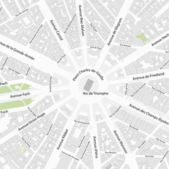 Etoile-map