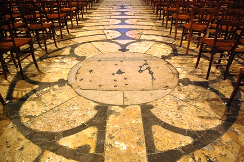 labyrinthe_chartres
